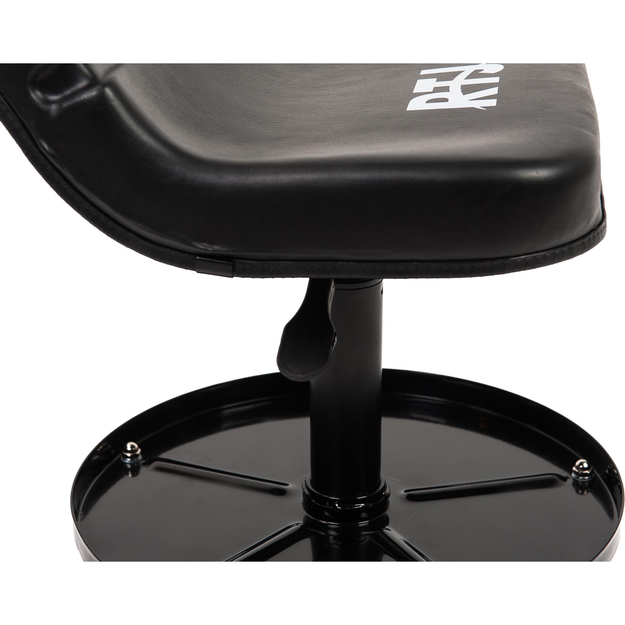 Fabulous Rtj 300 Lbs Capacity Pneumatic Mechanic Roller Seat Ibusinesslaw Wood Chair Design Ideas Ibusinesslaworg